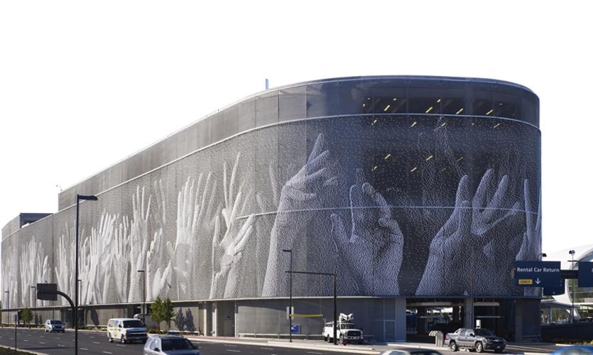 San Jose International Airport Art +Technology Program | SEGD